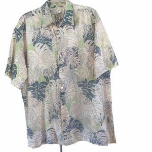 Tori Richard Honolulu Hawaiian shirt